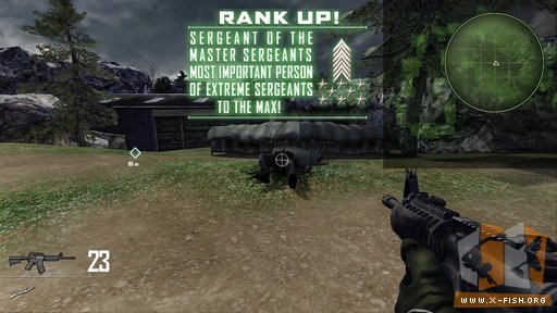 Duty Calls: »Rank Up! Sergant Of The Master Sergeants Most Important Person Of Extreme Sergeants To The Max!«