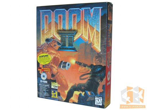 Doom II (deutsche Version)