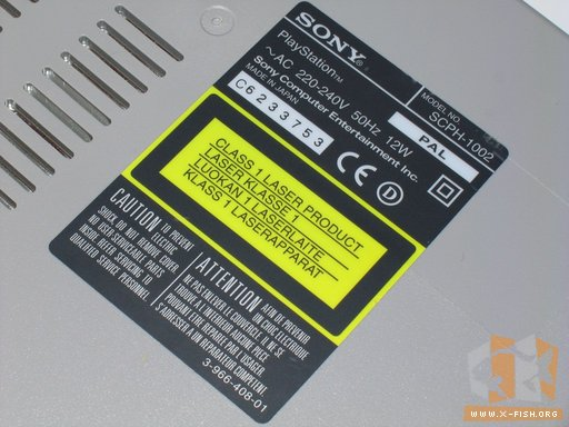 Sony PlayStation SCPH-1002