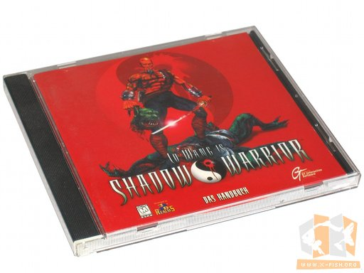 Shadow Warrior (CD in der deutschen Version)