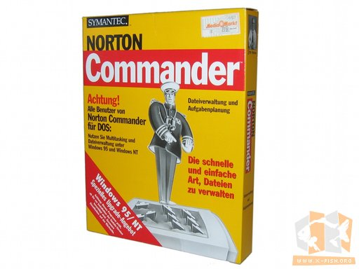 Norton Commander (für Windows)