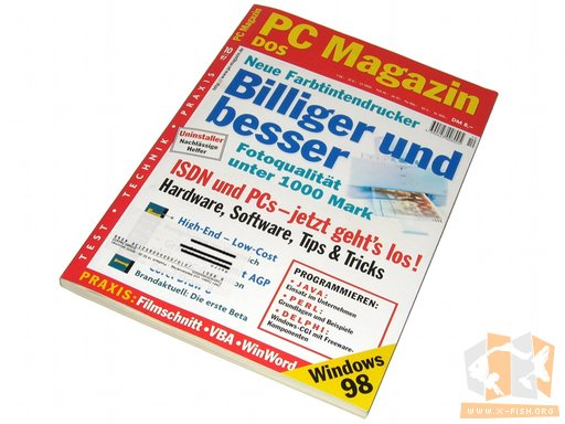 PC Magazin DOS 10/97