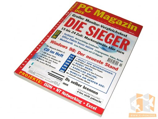 PC Magazin DOS 11/97