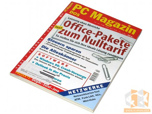 PC Magazin DOS 02/98