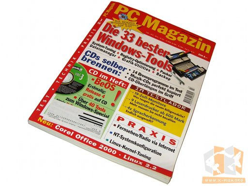 PC Magazin DOS 04/99