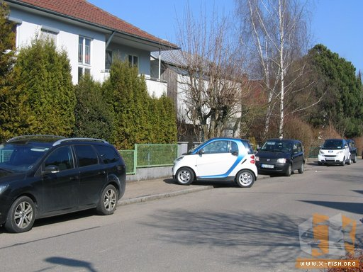 car2go Park-Fail