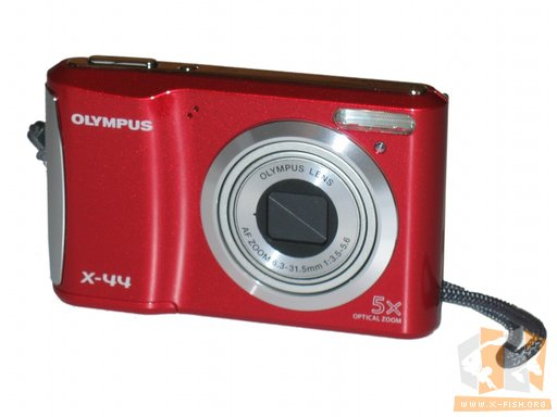 Olympus X-44 in rot