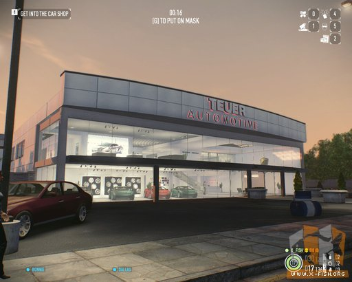 Payday 2: »Teuer Automotive«